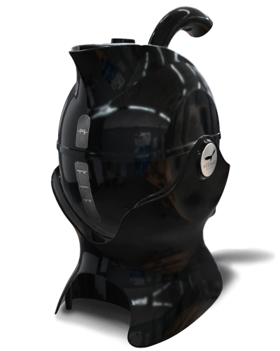 All Black Uccello Kettle